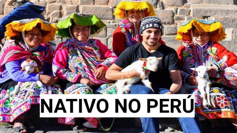 Nativo no Perú